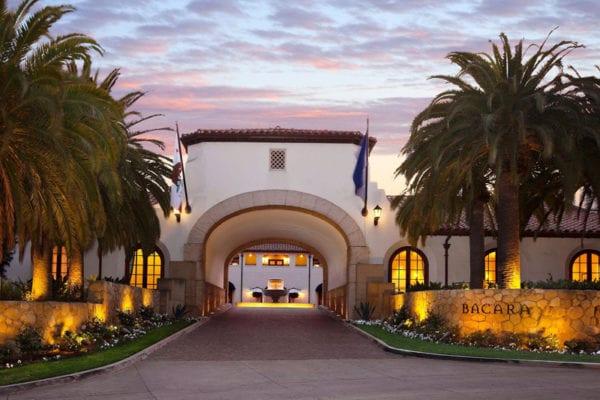 The Ritz-Carlton Bacara Santa Barbara - Entrance - WeddingCompass.com