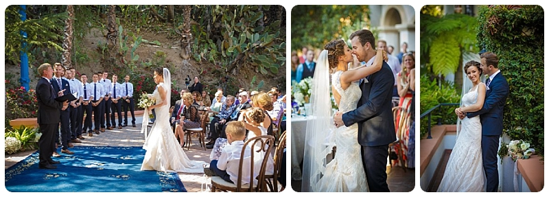 Michael Jonathan Studios - Real Weddings Project - Amanda& Pat - WeddingCompass.com
