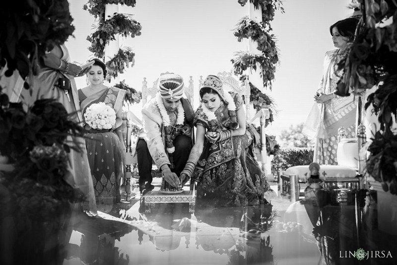 Newport Beach Marriott Lin and Jirsa Photog Akeena Vishal