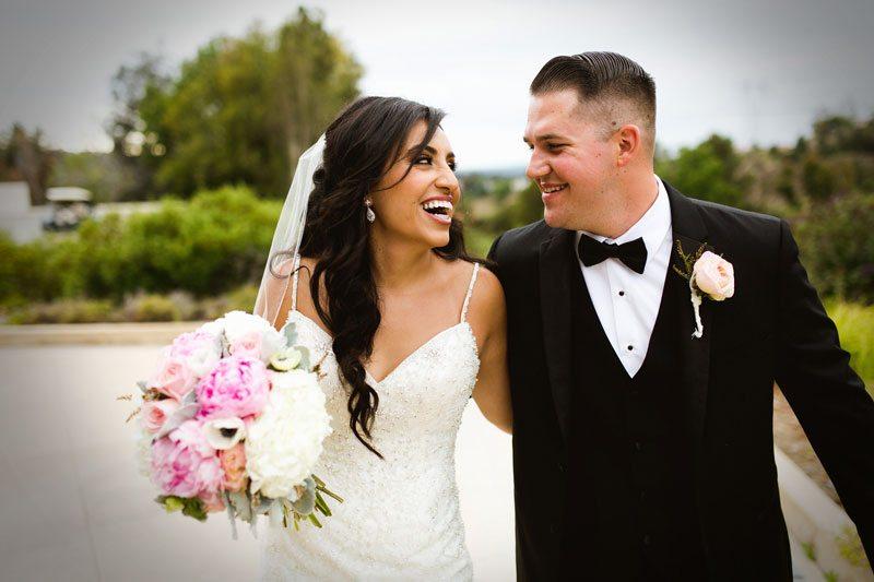 Eric and Melissa - Real Wedding