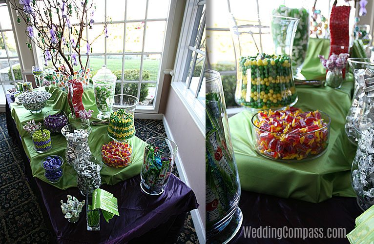 Candy Station - WeddingCompass.com