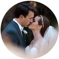 Lindzey and Anson - Real Wedding - WeddingCompass.com