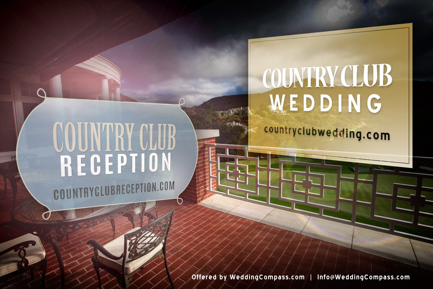 CountryClubWedding.com | CountryClubReception.com