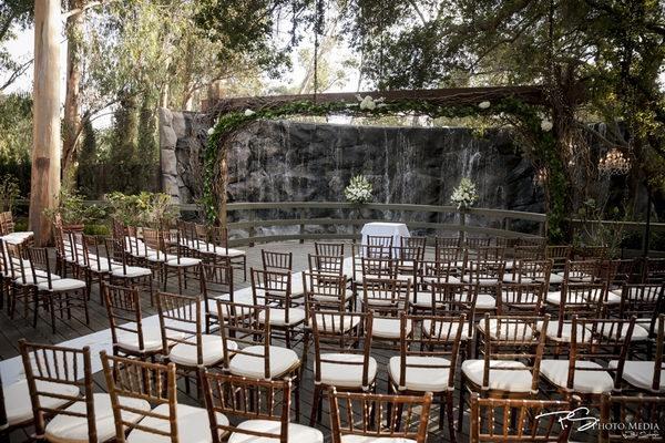 Justin U0026 Christine   Real Wedding   WeddingCompass.com