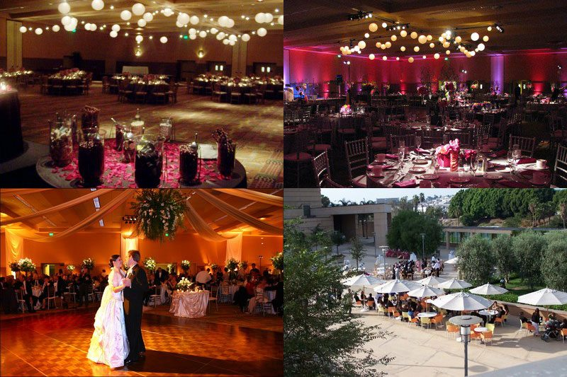 What is the cost of an average wedding wedding compass center at cathedral plaza los angeles junglespirit Choice Image