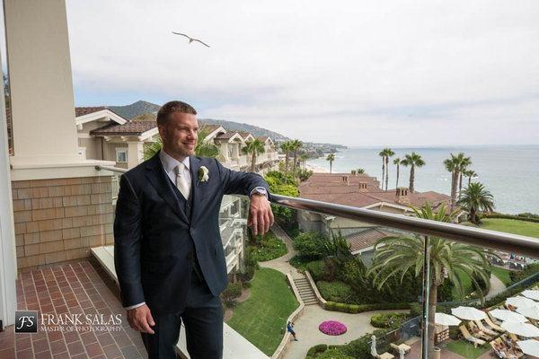 Real Wedding - Frank Salas - Chad and Kim - WeddingCompass.com