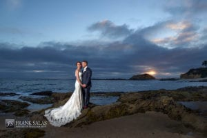 Real Wedding - Frank Salas - Chad and Kim - WeddingCompass.com