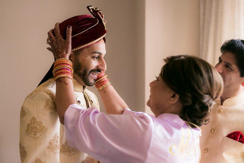 Shivani and Amar - Real Wedding - Hilton Santa Barbara Beachfront Resort-Santa-Barbara-Lin&Jirsa_WeddingCompass.com