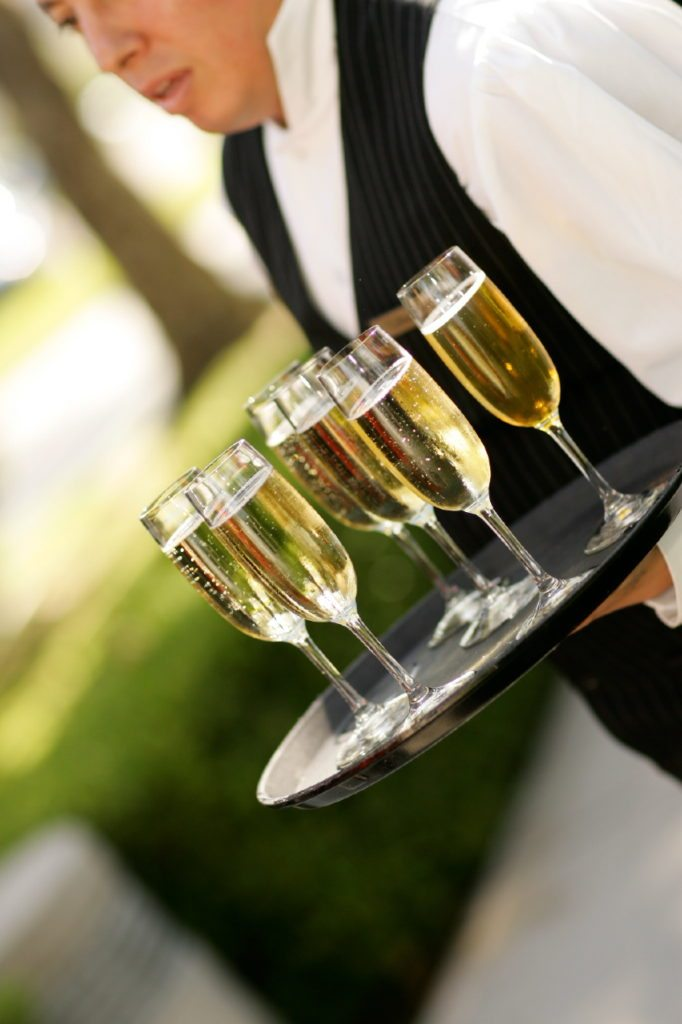 Wedding Reception & Rehearsal Dinner Toasts - WeddingCompass.com - Michael Jonathan Studios