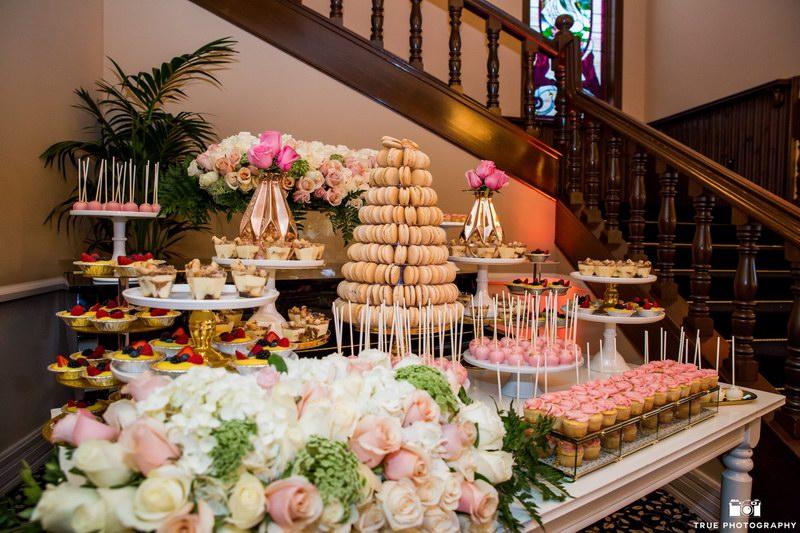 GrandTradition_Desserts - WeddingCompass.com