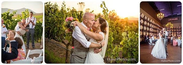 Jamie & John - Real Wedding - Hulsephoto.com - WeddingCompass.com