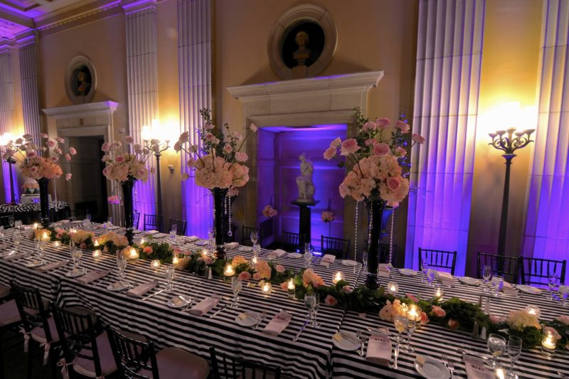 Bridges Auditorium - Wedding Head Table - WeddingCompass.com