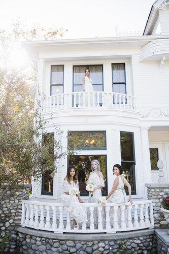 Real Wedding - JoannaMiriamPhotography - HeritageMuseum -Christine&Rob - WeddingCompass.com