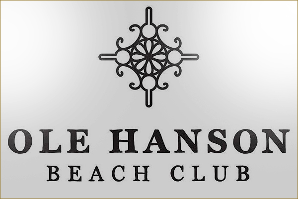 Ole Hanson Beach Club - LOGO - WeddingCompass.com