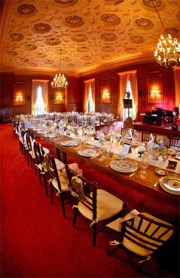 Private Dining Room Table - Michael Jonathan Studios - WeddingCompass.com