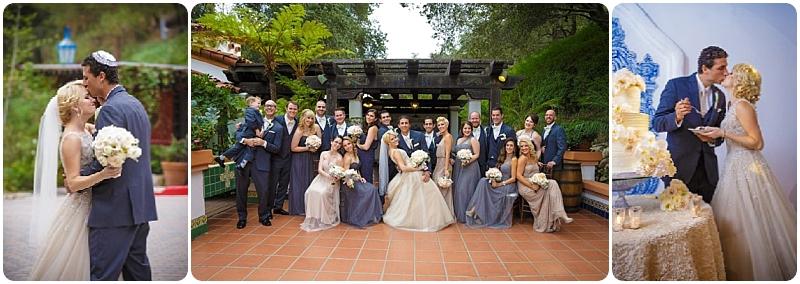 Real wedding - Michael Jonathan Studios - WeddingCompass.com - Arielle and Dan