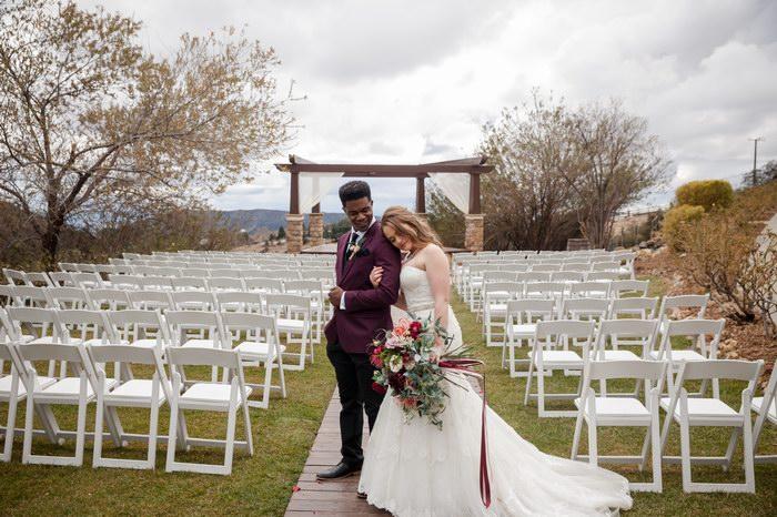 Amie & Jonathan - PSPHOTOMEDIA - Real Wedding - WeddingCompass.com