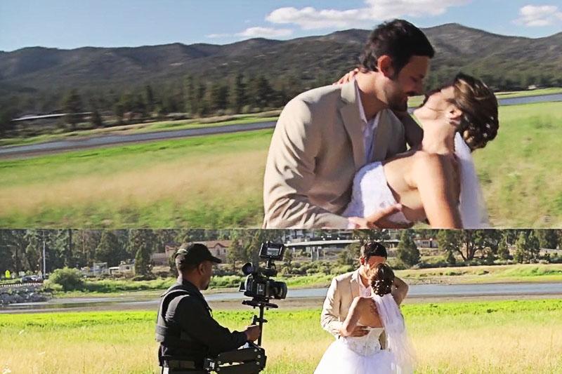 Trash the dress - Mountain Fresh Films - WeddingCompass.com
