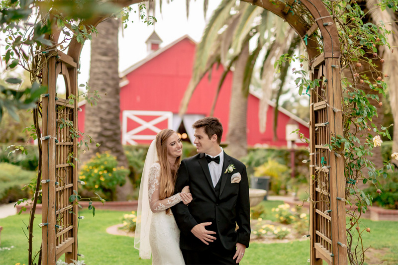 Camarillo Ranch - Rewind Photography - Jennifer & Jason