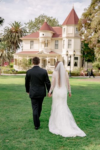 Camarillo Ranch - Rewind Photography - Real Wedding - WeddingCompass.com