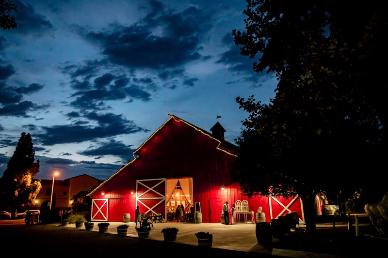 Camarillo Ranch - Rewind Photography - Real Wedding - WeddingCompass.com