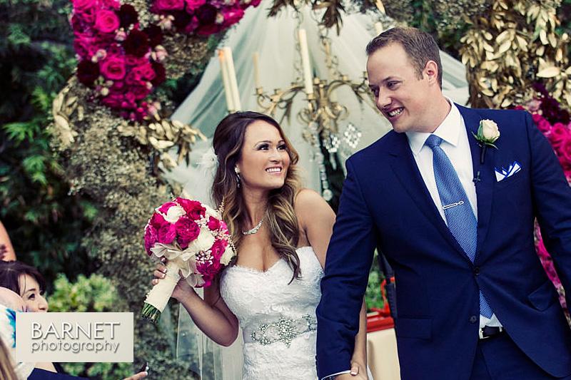 Barnet Photography - Real Weddings Project - Cindy & Steve - WeddingCompass.com