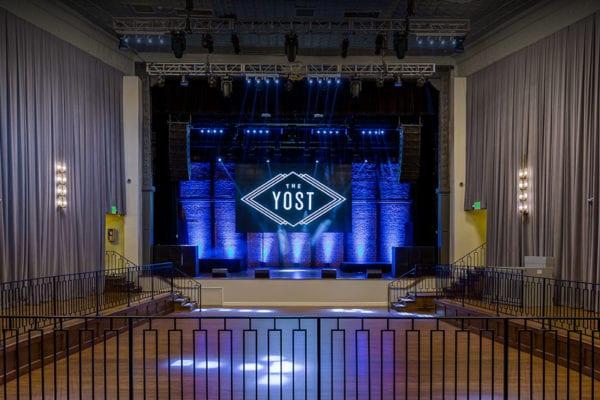The Yost Theater - WEddingCompass.com