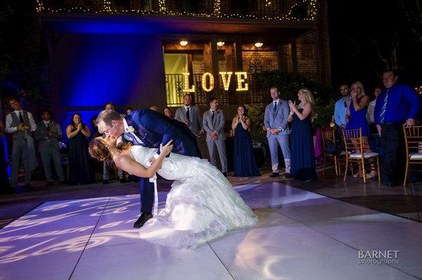 BarnetPhotography - FransiscanGardens - WeddingCompass.com