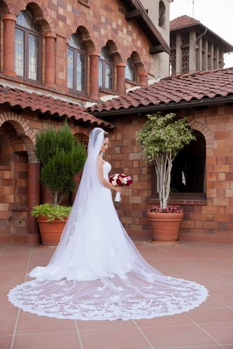Angelique & Damien - GodFather Films - Mission Inn Resort and Spa - Real Wedding