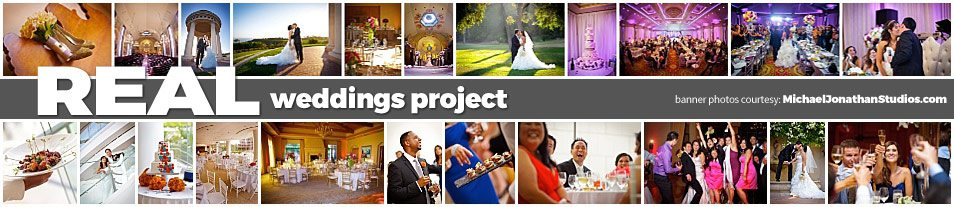 Real Weddings - Real Weddings Project - WeddingCompass.com