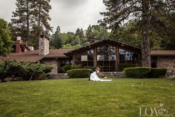 LOA Photography - San Moritz Lodge - Leo & Diana - WeddingCompass.com