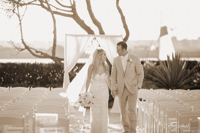 PS Photo Media - San Diego Hyatt - ALexis & Gerald - WeddingCompass.com