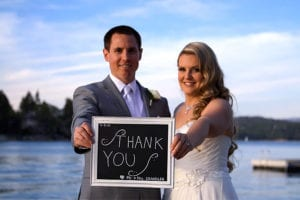 Marie&Nolan_GodFatherFilms - Real Wedding - WeddingCompass.com