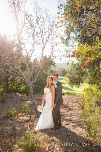 Stefani Welsh Photography - Anaheim Hills Golf Course Clubhouse - Lorraine Aguinaga & Bryan Jarvis - WeddingCompass.com