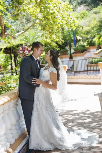 Barnet Photography - Rancho Las Lomas - Jennifer and Justin - WeddingCompass.com