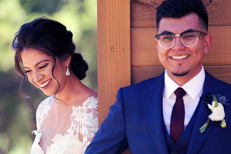Jorge and Lilia Boffo Video - Real Weddings - Serendipity Garden Weddings - WeddingCompass