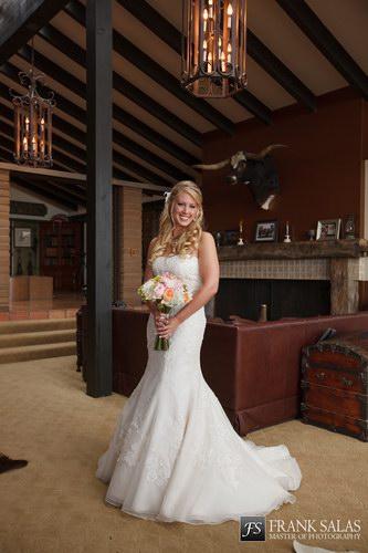 Frank Salas Photography - Condors Nest Ranch - Jacqueline and Preston - WeddingCompass.com