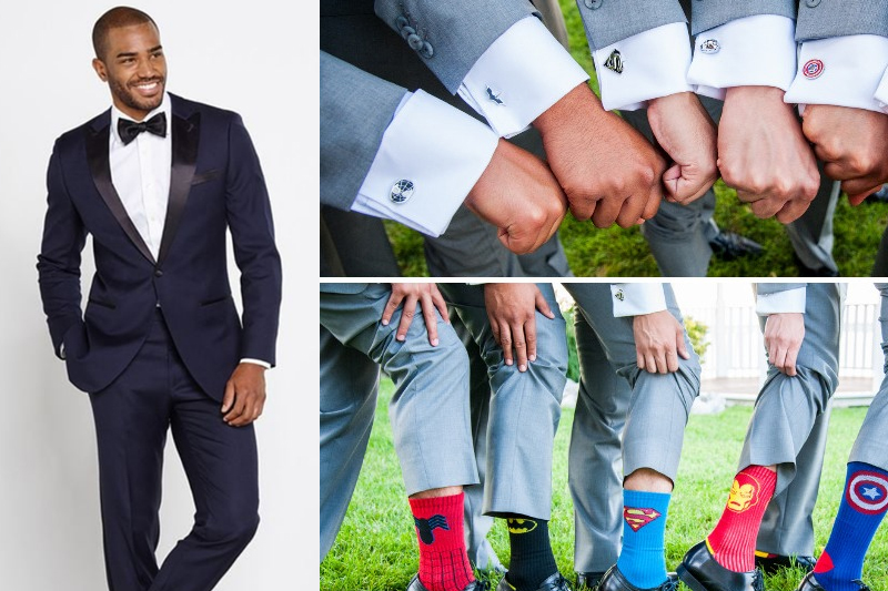 New Groom's Looks - WeddingCompass.com - Featured
