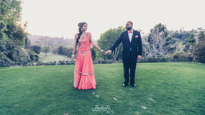Anaheim Hills Golf Course Clubhouse - Sheetal & Sumit - Weddingcompass.com