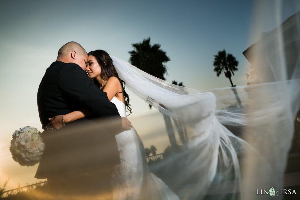 Lin & Jirsa - Newport Beach Marriott Bayview - Nick & Trang - Weddingcompass.com