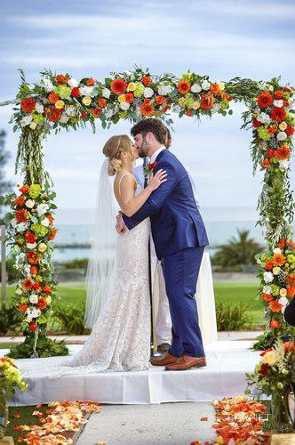 Barnet Photography - Laguna Cliffs Marriott Resort & Spa - Madison & Steven - Weddingcompass.com