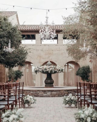 Serra Plaza Wedding & Reception - WeddingCompass.com