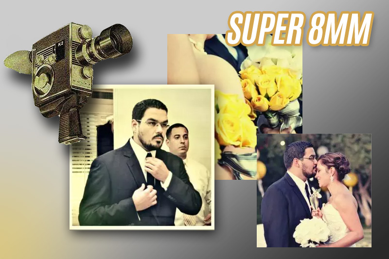 Auper 8mm film - Yayya Films - WeddingCompass.com