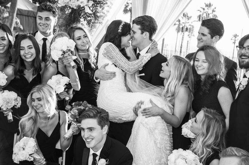 Real Wedding - Michael Jonathan Studios - Hilton Waterfront Beach Resort - WeddingCompass.com