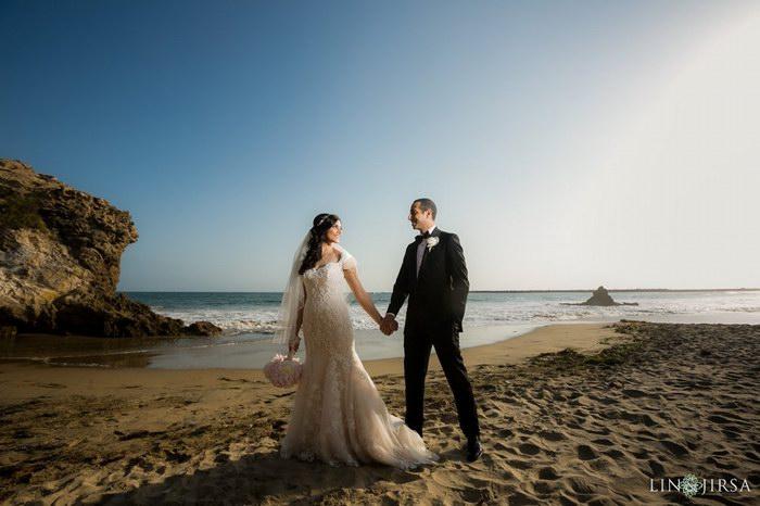 Real Wedding - Lin & Jirsa - Newport Beach Marriott - WeddingCompass.com