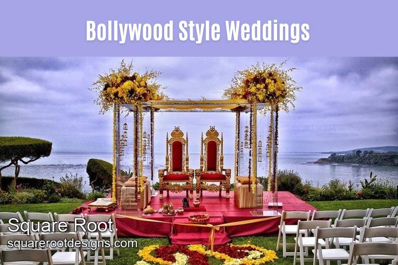 Bollywood weddings - Squareroot - WeddingCompass.com