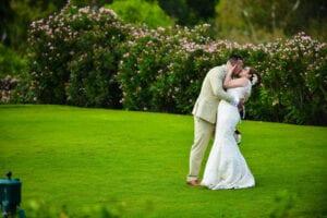 Featured image - Real Wedding - Greycard Photography - Anaheim Hills Clubhouse - WeddingCompass.com