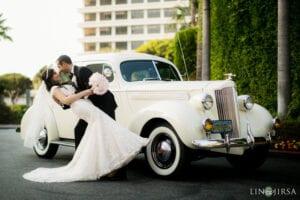 Featured - Real Wedding - Lin & Jirsa - Newport Beach Marriott - WeddingCompass.com