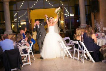Amber and Chris Real Wedding