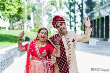 Shruti & Ravi